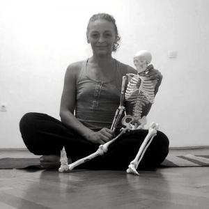 Йога анатомия 200 ч